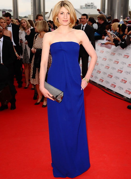 Jodie Whittaker National Movie Awards