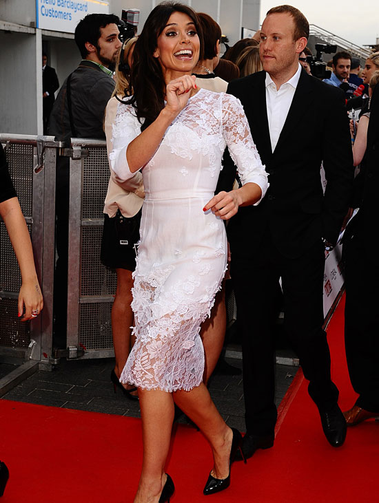 Christine Bleakley National Movie Awards