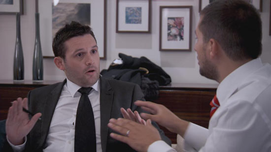 The Apprentice S07E01 - Edward and Gavin clash