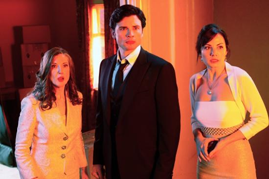 Smallville: S10E21/22: Finale