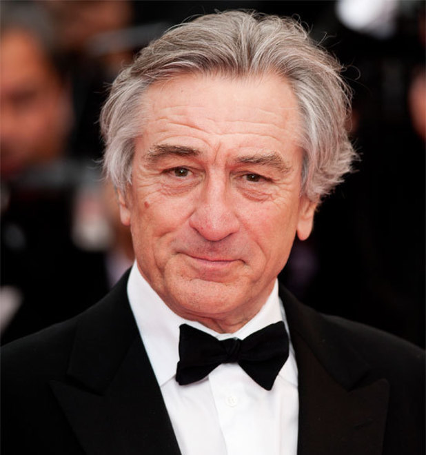 Robert De Niro makes an appearance at the opening ceremony of the Cannes International Film Festival, in Cannes, France