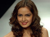 Bollywood actress Shazahn Padamsee