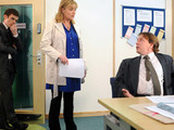Jane is shocked when Jimmie tells her that Ian is running his businesses at a loss and has no money.