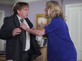 Ian tells Jane to leave when the row escalates.
