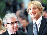 Woody Allen and Owen Wilson at the Cannes Film Festival