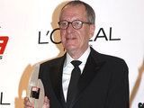 Geoffrey Rush at the National Movie Awards