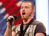 Jai McDowall on 'Britain's Got Talent'