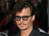 Johnny Depp attending the 'Pirates Of The Caribbean: On Stranger Tides' world premiere held in California