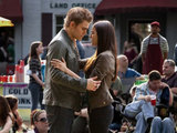 Stefan Salvatore and Elena Gilbert