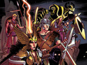 Dan Abnett and Andy Lanning say New Mutants will begin to interact more with the Marvel Universe.