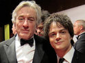 Jamie Cullum performs a New York-themed mash-up for Robert De Niro at the Cannes Film Festival.