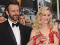 Rachel McAdams and Michael Sheen appear on the red carpet for the first time as a couple.