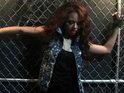 Alexis Jordan unveils the music video for her new single 'Hush Hush'.
