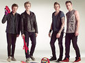 McFly hope to play a series of small shows for their fans in the US.
