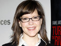 """Singer Lisa Loeb reveals that her newborn son is """"sweet"""" and """"healthy""""."""