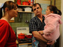 Steve and Tracy discover the truth about Amy in tonight's Coronation Street episodes.
