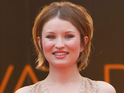 Emily Browning says that she was inspired by Charlotte Gainsbourg's performance in Antichrist.