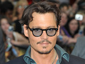 Johnny Depp says that he is amazed at the attention that Captain Jack Sparrow has received.