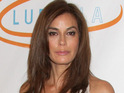 Teri Hatcher recalls being set up on a blind date with American Idol's Ryan Seacrest.
