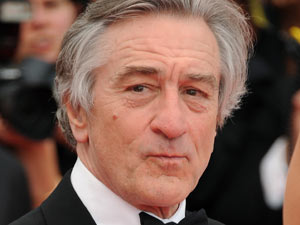 Robert De Niro at the Cannes Film Festival