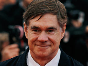 Gus Van Sant at Cannes premiere of 'Restless'