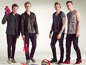 Mcfly on Mcfly Have Been Added To The Bt London Live Lineup Of Acts This Summer