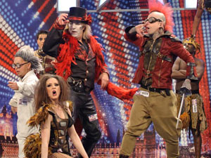 Circus Of Horror on &#39;Britain&#39;s Got Talent&#39;