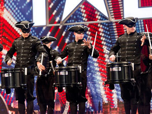 The Highway Men on &#39;Britain&#39;s Got Talent&#39;