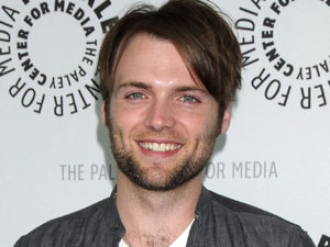 Actor Seth Gabel