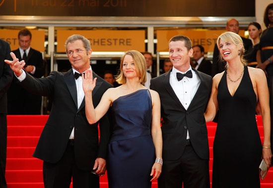 Mel Gibson, Jodie Foster, Kylie Killen, Laura Allen