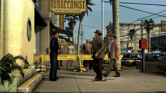 Gaming Review: L.A. Noire