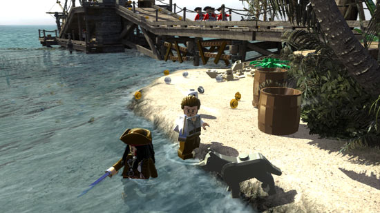 Gaming Review: LEGO Pirates of the Caribbean