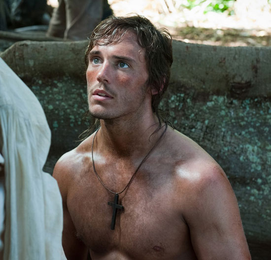 Sam Claflin in 'Pirates of the Caribbean: On Stranger Tides'
