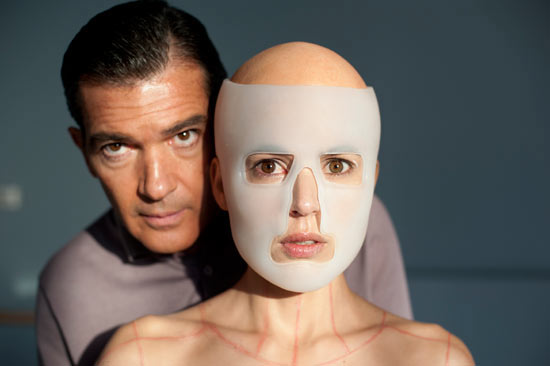 Antonio Banderas and Elena Anaya
