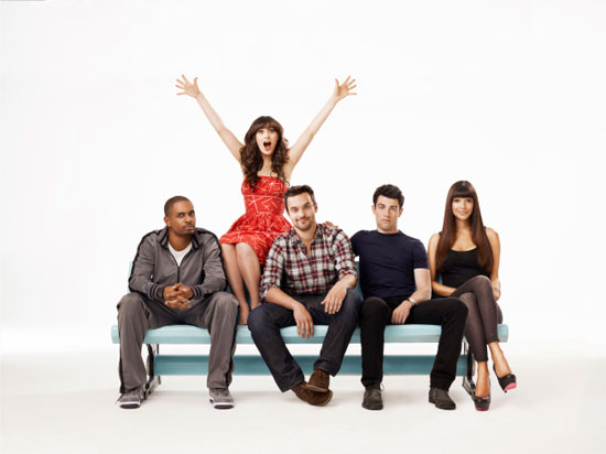 Fox 2011 new show: 'New Girl'