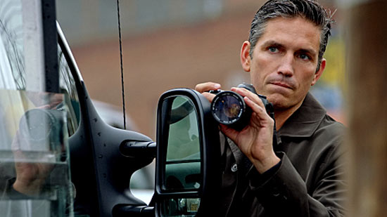 Jim Caviezel in Person Of Interest