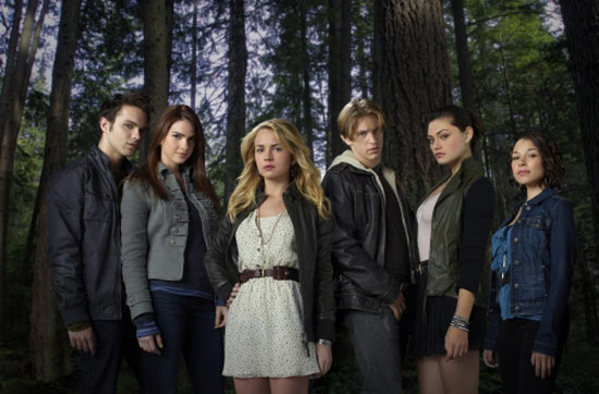 The cast of &#39;The Secret Circle&#39;