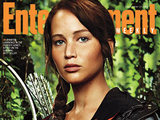 Jennifer Lawrence, The Hunger Games in Entertainment Weekly
