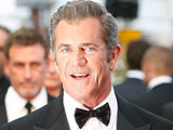 Mel Gibson attends &#39;The Beaver&#39; Cannes premiere