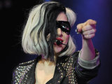 Lady Gaga at Radio 1 Big Weekend