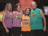 Hannah, Olivia, Irene and Jay from 'The Biggest Loser'