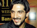 Zayed Khan tells DS that filming in London is a good experience, but a distraction.