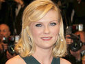 Kirsten Dunst expresses her gratitude that Melancholia was allowed to remain in competition at Cannes.