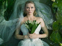 Watch a world exclusive video of Kirsten Dunst in Lars von Trier's Melancholia.