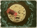 Cannes presents a restored color version of Georges Méliès's 1902 movie A Trip to the Moon.