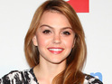 Aimee Teegarden will star in The CW's new Hunger Games-style pilot.