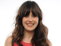 Zooey Deschanel claims that her character on New Girl does not act her age.