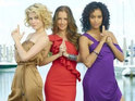 We meet the new Charlie's Angels - Minka Kelly, Rachael Taylor and Annie Ilonzeh.