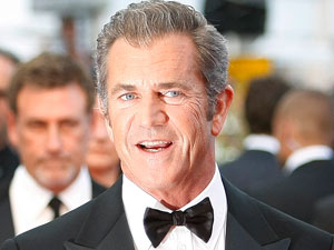 Mel Gibson attends 'The Beaver' Cannes premiere