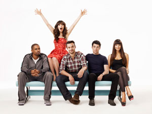 Fox show 'New Girl'